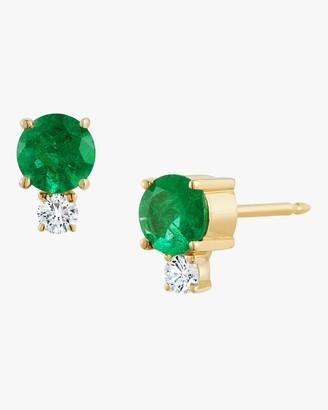 Jemma Wynne Prive Diamond Stud Earrings