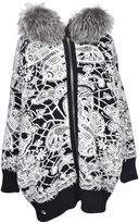 Philipp Plein Freesia Knit Coat