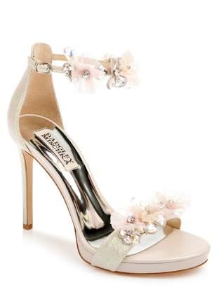 Badgley Mischka Collection Cardi Crystal Embellished Sandal