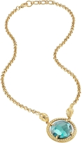 Just Cavalli Just Queen Golden Choker w/Pendant