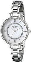 Kate Spade Women's 1YRU0691 Gramercy Stainless Steel Bracelet Watch