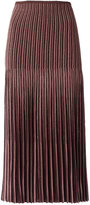 Gig - midi knitted skirt - women - Polyamide/Polyester/Viscose - M