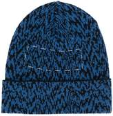 Oamc cable knit beanie