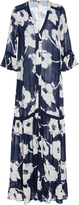 By Ti Mo byTiMo Large Floral Resort Gown