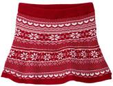 Joe Fresh Flare Knit Skirt (Toddler & Little Girls)