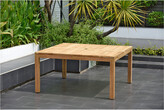 International Home Miami Amazonia Teak Patio Dining Table