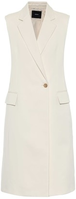 Joseph Cyrielle cotton-sateen coat