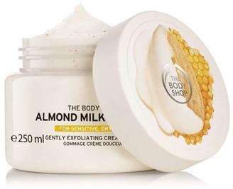 The Body Shop Almond Milk & Honey Gently Exfoliating Cream Scrub