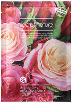 Secret Nature Secret Nature Rose Mask Sheet