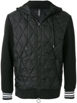 Neil Barrett quilted jacket