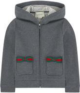 Gucci Mottled hoodie