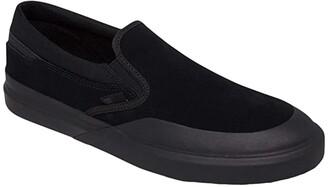 DC Infinite Slip-On (Black/Black/Black) Men's Shoes