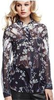 GUESS Clouis Floral-Print Shirt