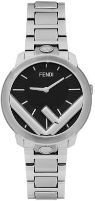 Fendi Silver Run Away F is Watch