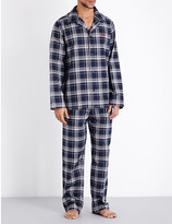 HUGO BOSS Cosy cotton pyjama set