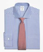 Brooks Brothers Non-Iron Regent Fit Ground Stripe Dress Shirt