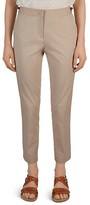 Gerard Darel Pao Stretch Cotton Trousers