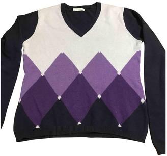 Ballantyne Purple Cashmere Knitwear for Women