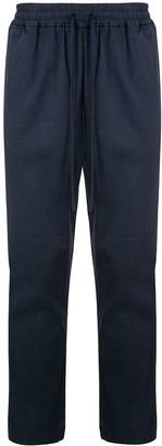 Barena Tapered Drawstring Trousers