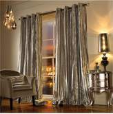 Kylie Minogue Iliana Lined Eyelet Curtains