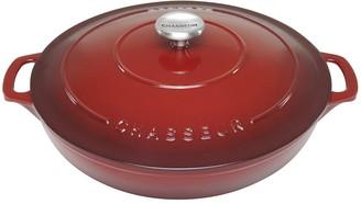 Chasseur Round Casserole Bordeux Red 2.5L/30cm