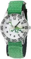 Disney Kids' W002209 Arlo Analog Display Analog Quartz Watch