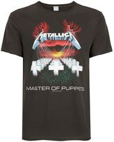 Amplified Washed Grey Metallica T-shirt*