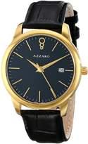 Azzaro Men's AZ2040.62BB.000 Legend Analog Display Swiss Quartz Watch
