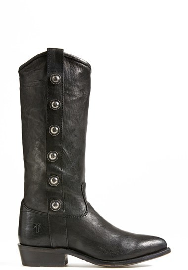 Frye 'Billy Military' Leather Boot
