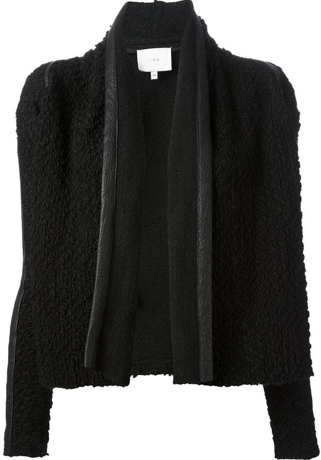 IRO 'Jamirel' textured jacket