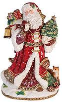 Fitz & Floyd Renaissance Santa Figurine