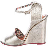 Charlotte Olympia Mischievous Wedge Sandals