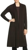 Eileen Fisher Kimono Duster Wool Cardigan