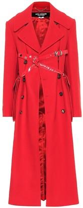 Junya Watanabe Wool trench coat
