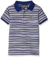 Lyle & Scott Boy's Hand Drawn Polo Shirt