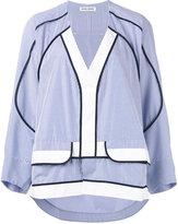 Henrik Vibskov Frank blouse - women - Cotton/Polyester - XS