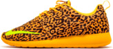 Nike Rosherun FB 'Leopard' Shoes - Size 8