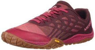 Merrell Women's Trail Glove 4 Hiking Shoe