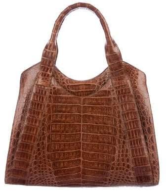Nancy Gonzalez Crocodile Tote Bag