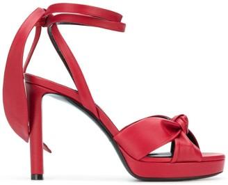 Saint Laurent Hall sandals