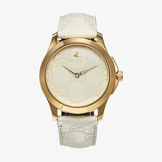 Gucci G-Timeless - YA1264033 (White) Watches