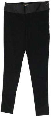 Nicole Miller Black Other Trousers