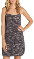 Billabong Women's Night Out Print Minidress