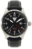 Junkers Men's Quartz Watch Hugo 66442 with Leather Strap