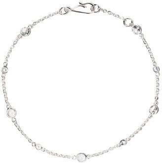 Annoushka 18kt white gold Nectar sapphire bracelet