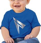 LZXJU Baby Infant Faze Pamaj Platinum Logo Cute Short-sleeve Tee