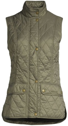 Barbour Core Essentials Otterburn Quilted Vest