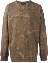 Yeezy Season 3 thermal long sleeved T-shirt
