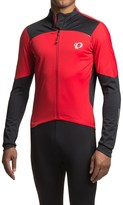 Pearl Izumi Pro Pursuit Wind Cycling Jersey - Full Zip, Long Sleeve (For Men)