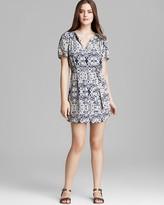 Aqua Dress - Splatter Box